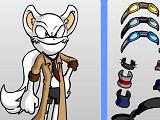 יוצר דמויות סוניק - Bugs.co.il