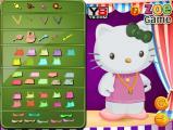 הלו קיטי וזואי מתלבשות - Bugs.co.il