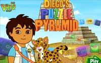 דייגו והפירמידה - Bugs.co.il