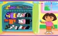 הלבשה של דורה - Bugs.co.il