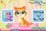 הלבשת חתלתולה חמודה - Bugs.co.il