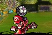 כדורגל סופר מריו - Bugs.co.il